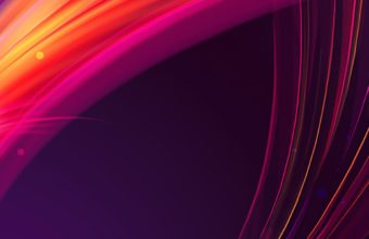 Abstract Wave Wallpaper 1080x2160 340x220