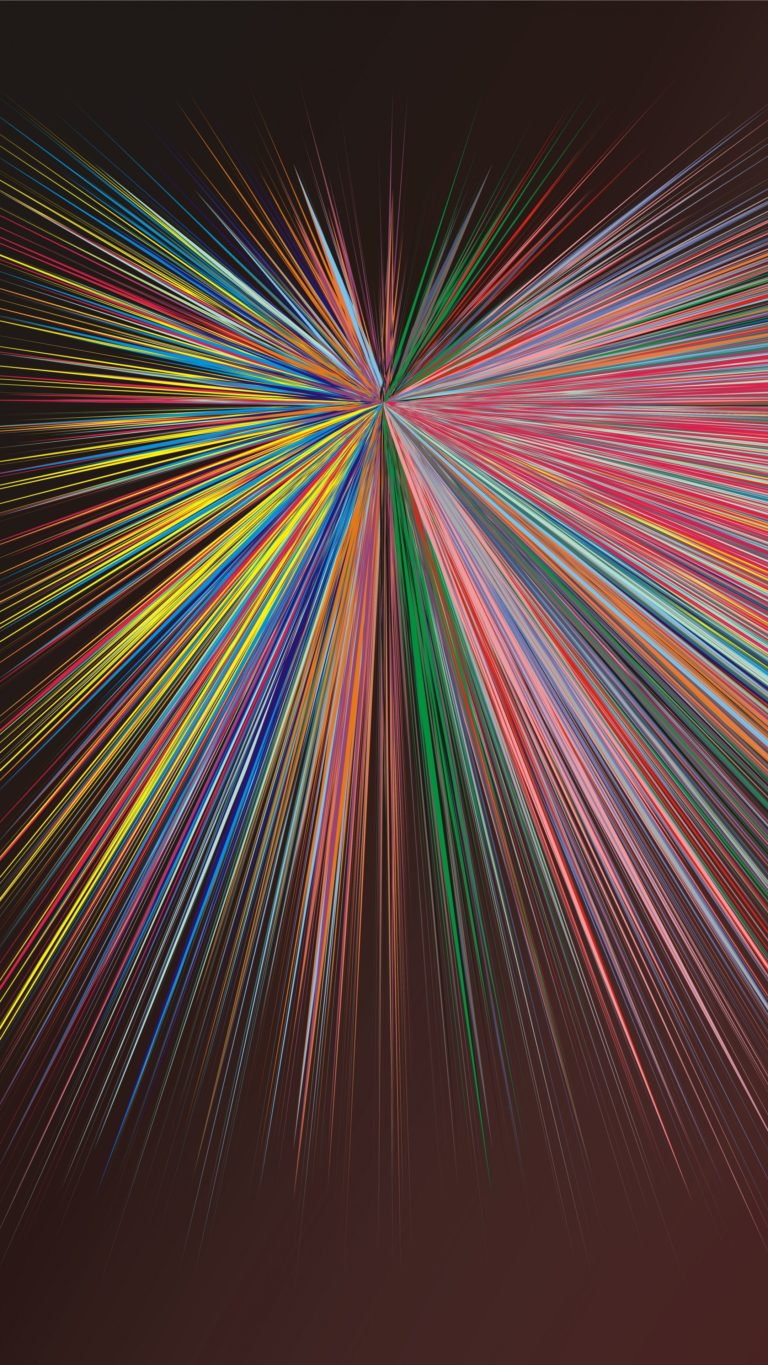 Abstraction Lines Rays Bright Colorful Wallpaper 2160x3840 768x1365