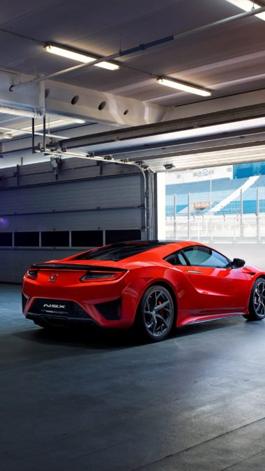 Acura Nsx H2 Wallpaper 2160x3840 380x676