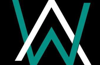 Alan Walker Logo Qhd Wallpaper 1080x1920 340x220