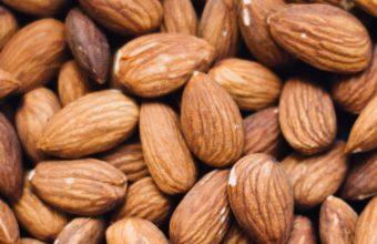 Almonds Nuts Core Wallpaper 2160x3840 340x220