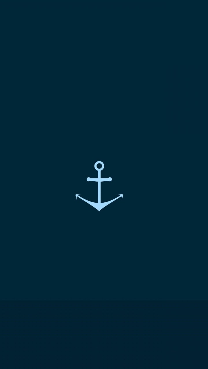 Anchor Vector Wallpaper 720x1280