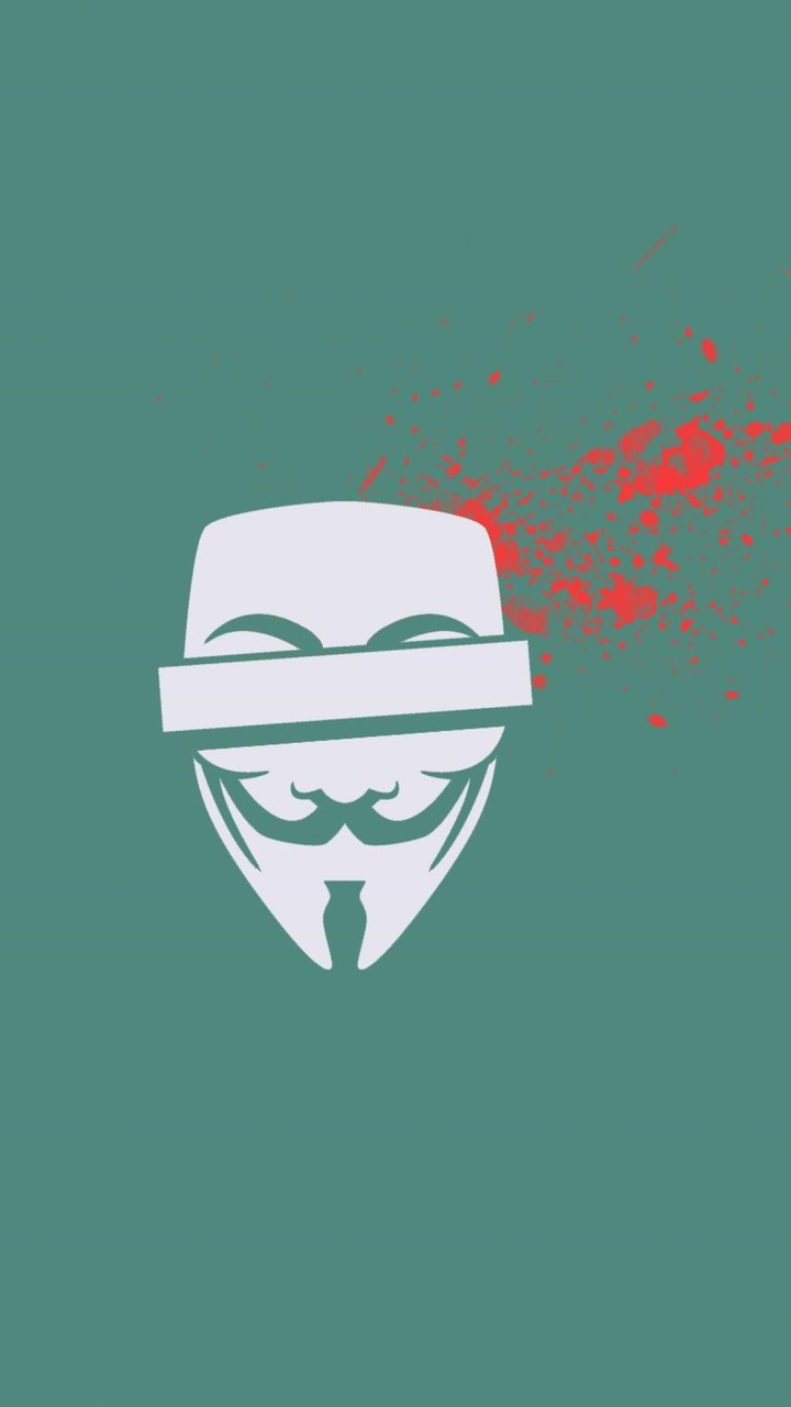 Anonymus Mask 2 Wallpaper 720x1280
