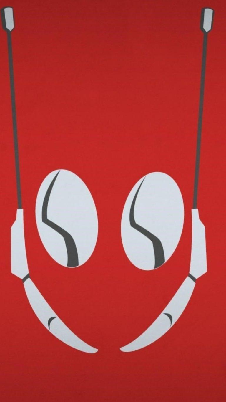 Antman Abstract Art Wallpaper 1080x1920 768x1365