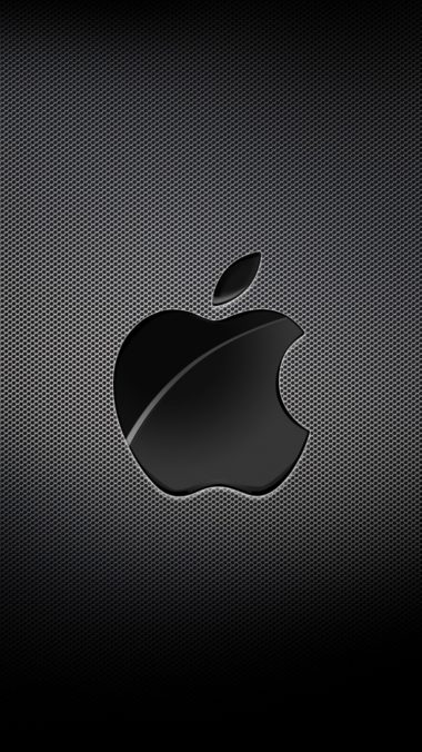 Apple Mac Brand Logo Dark Light Shadow 380x676