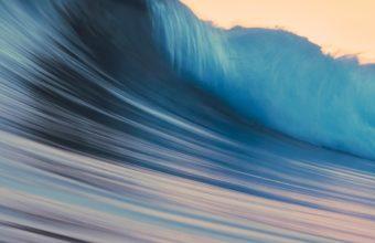 Apple Waves Image Wallpaper 1080x1920 340x220
