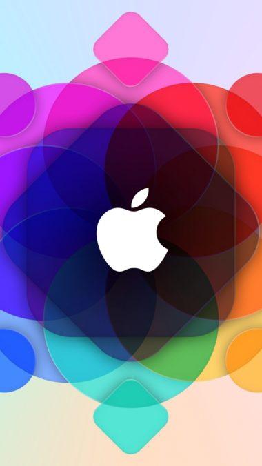 Apple Wwdc Logo Colorful 380x676