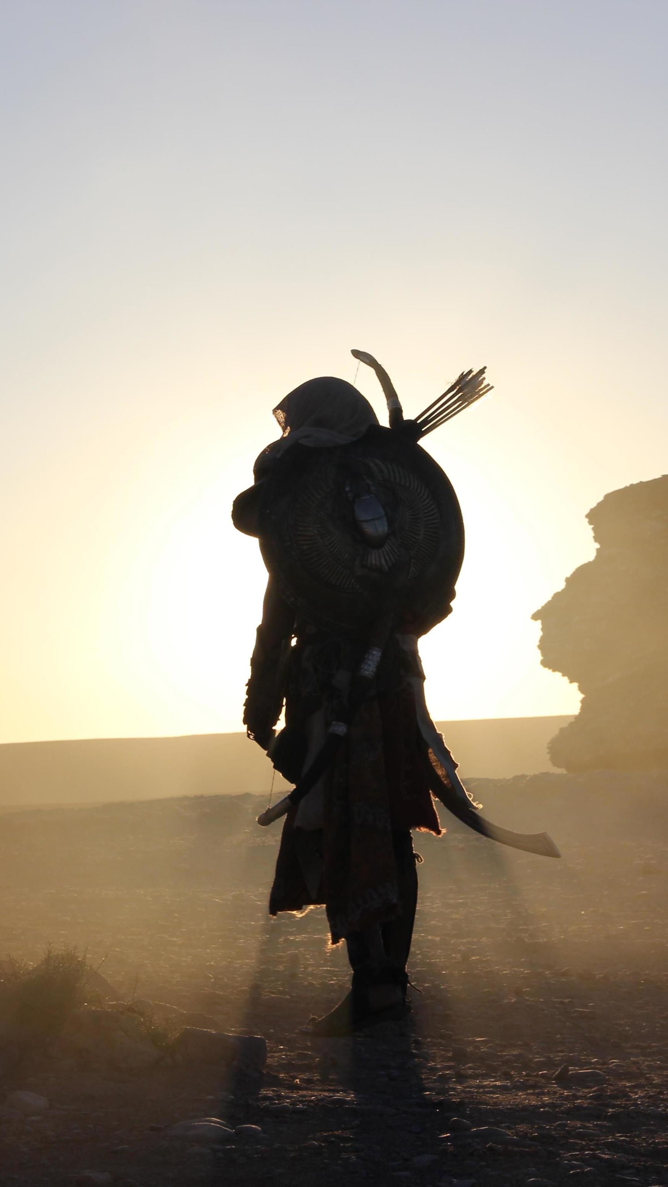 Assassins Creed Origins Ea Wallpaper 2160x3840