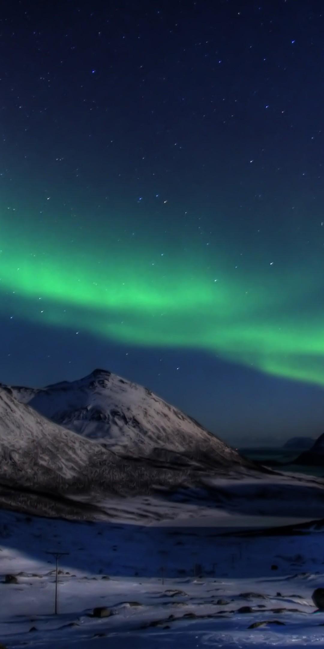 Aurora Borealis Wallpaper Free HD