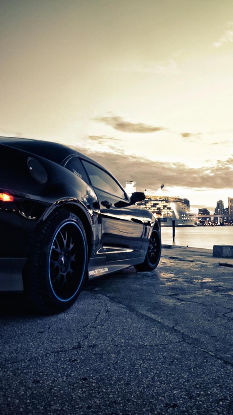 Auto Black Style Street