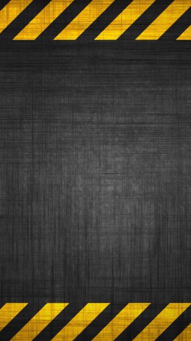 Background Tapes Radiation Hazard Wall 380x676