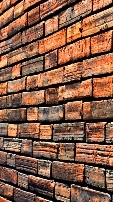 Background Wall Brick Side 380x676