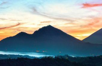 Bali Sunrise Kintamani Indonesia 340x220