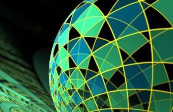 Ball Surface Green 340x220