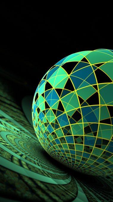 Ball Surface Green 380x676