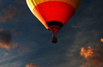 Balloon Sky Clouds Flight 340x220