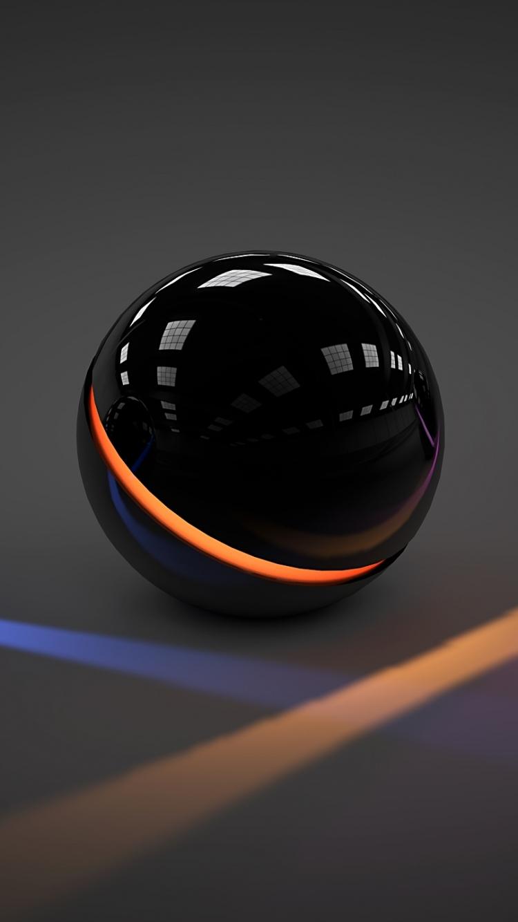 Balls Light Glass Neon