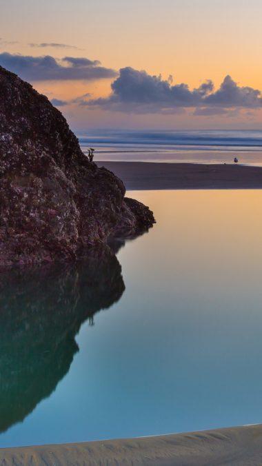 Bandon Beach Wide Wallpaper 1080x1920 380x676