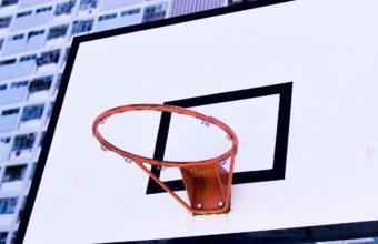 Basketball Net Building Ring Wallpaper 2160x3840 340x220