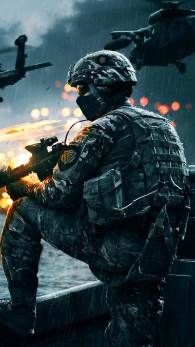 Battlefield 4 Game Ea Digital Illusions Ce 380x676