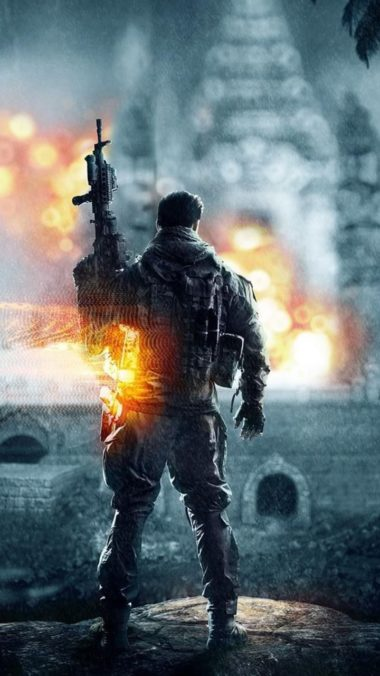 Battlefield 4 Game Mission Wallpaper 720x1280 380x676
