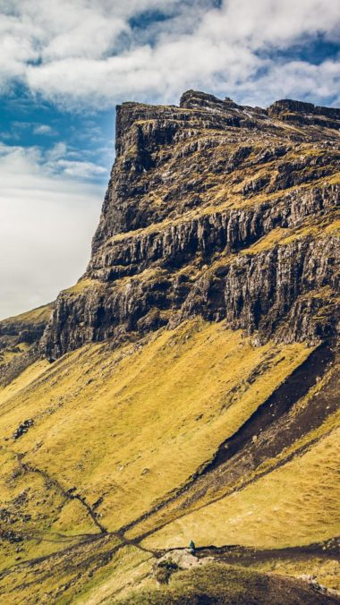 Beautiful Landscape Mountains Sky O8 Wallpaper 1080x1920 380x676