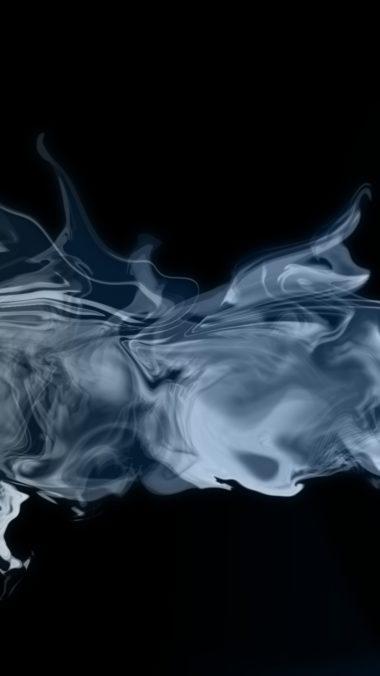 Black Gray Smoke 380x676