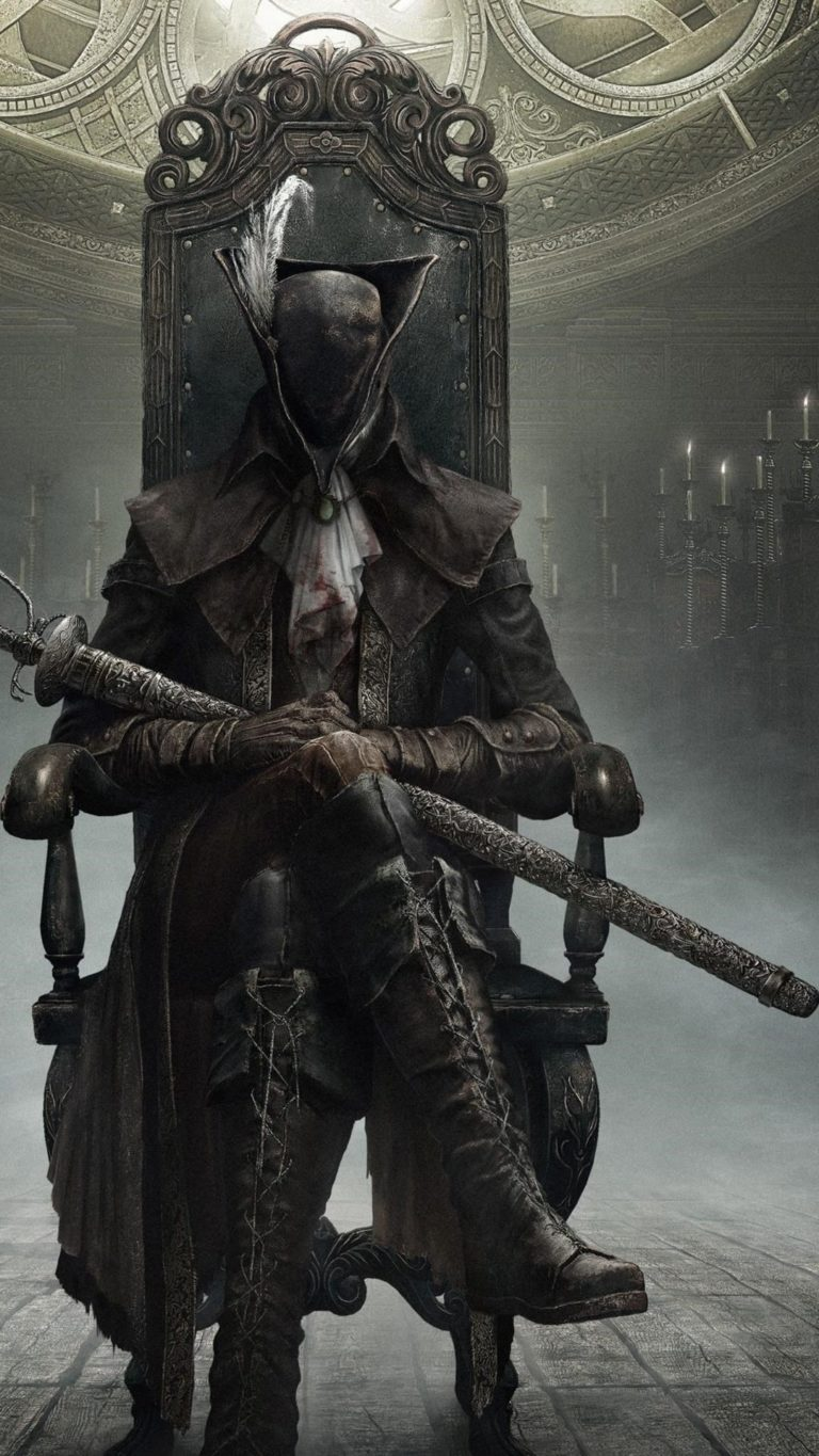 Bloodborne The Old Hunters Wallpaper 1080x1920 768x1365