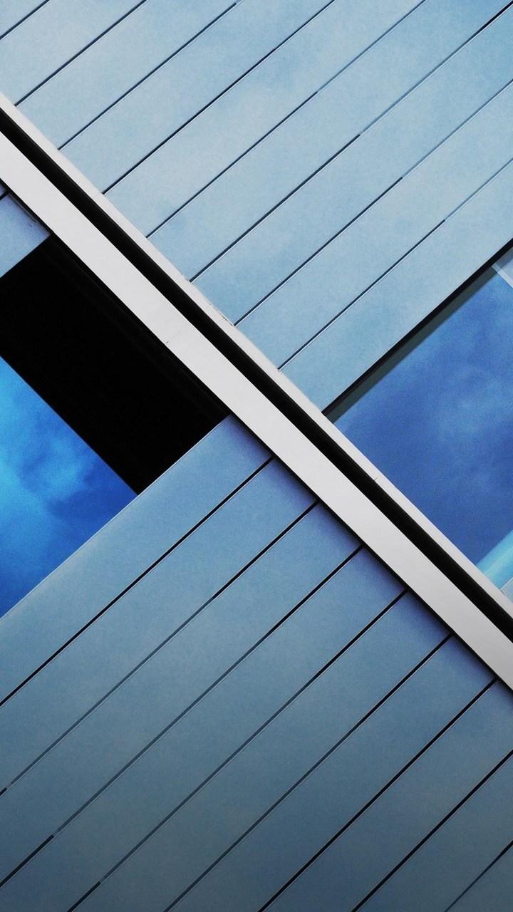 Blue 2 Abstract Wallpaper 720x1280