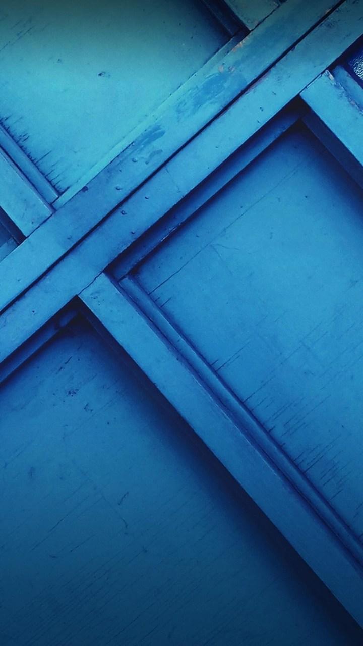 Blue Abstract Wallpaper 720x1280