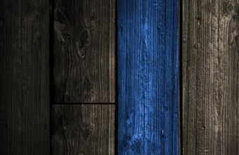 Blue Wood Wallpaper 1080x1920 340x220