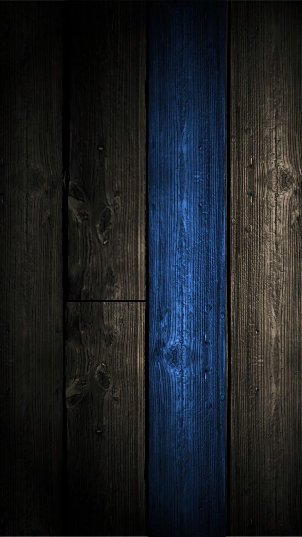 Blue Wood Wallpaper 1080x1920 768x1365