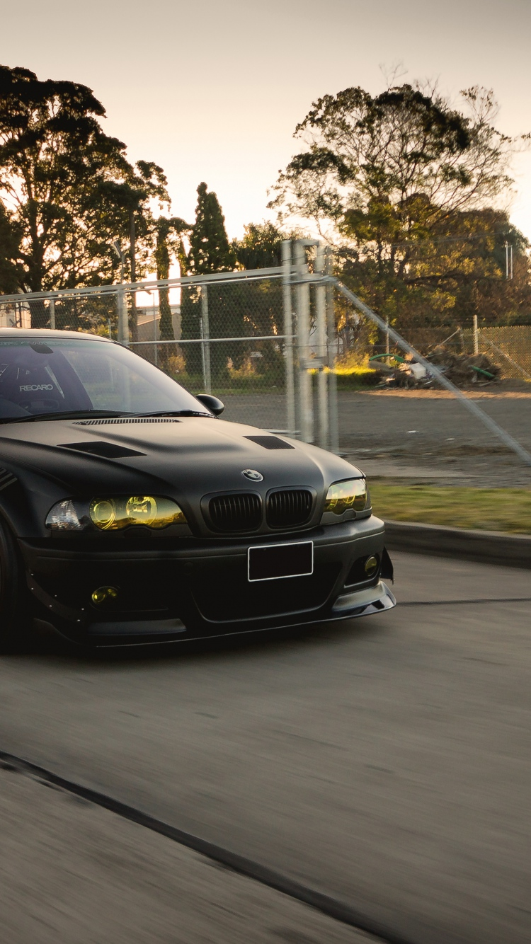 Bmw Black M3 E46 Tuning