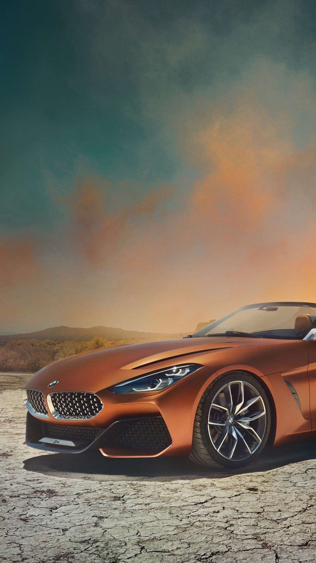 Bmw Concept Z4 2017 Cr Wallpaper