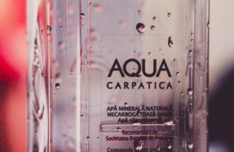Bottle Water Drops Wallpaper 720x1280 340x220