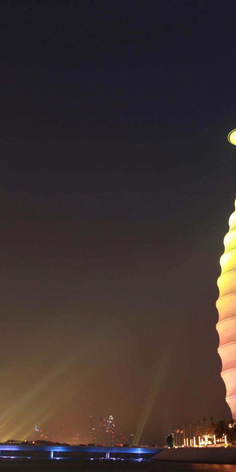 Burj Al Arab Wallpaper 1080x2160 768x1536
