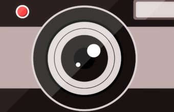 Camera Vector Minimalism Iw Wallpaper 2160x3840 340x220