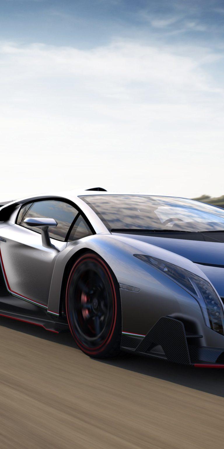 Car Race Wallpaper 1080x2160 768x1536