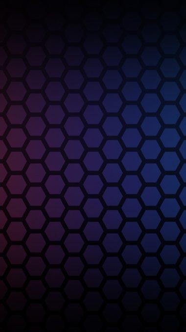 Cell Light Hexagon Shadow 380x676
