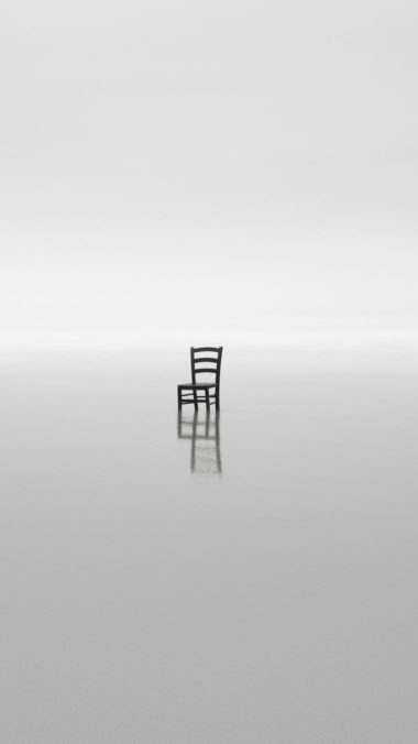 Chair Minimalism Image Wallpaper 1080x1920