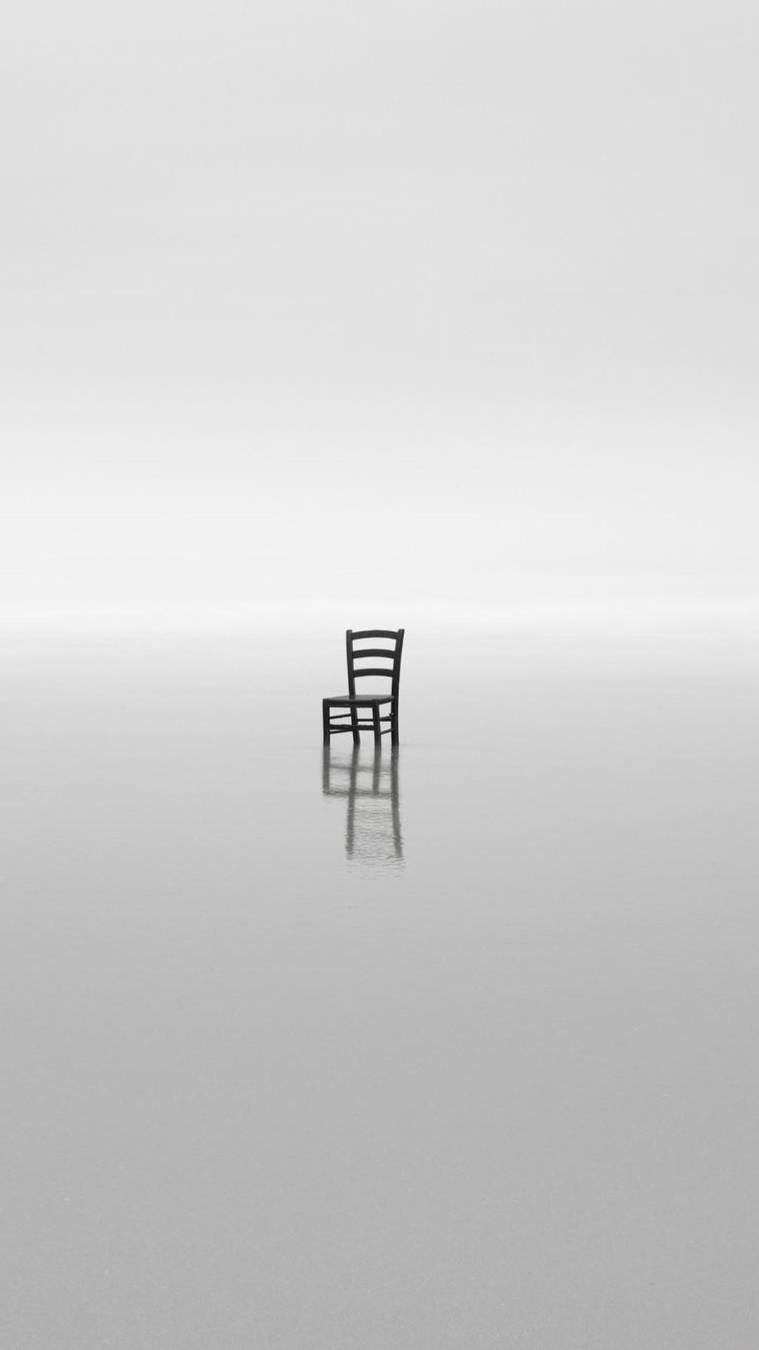 Chair Minimalism Image Wallpaper