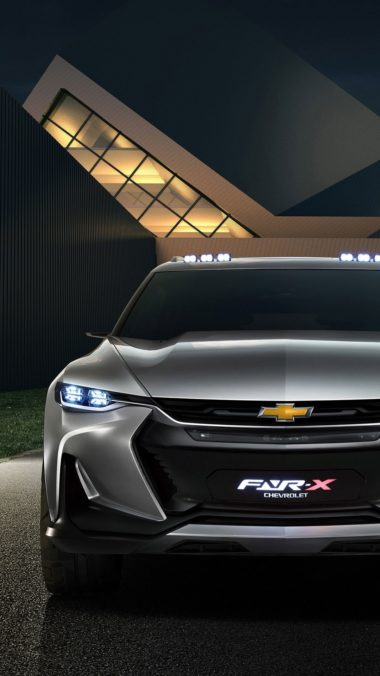 Chevrolet Fnr X Concept Wide Wallpaper 1080x1920 380x676