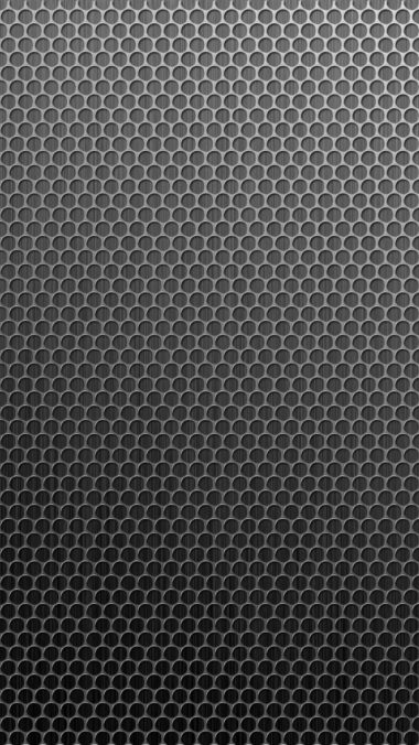 Circles Dots Metal Background Light 380x676