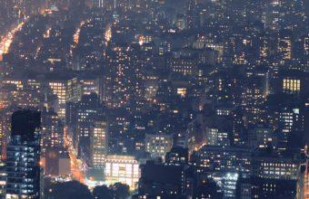 City Night Wallpaper 1080x2160 340x220