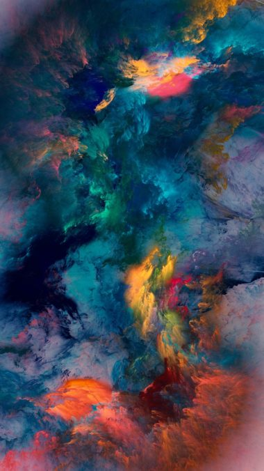 Color Storm Wallpaper 1080x1920 380x676