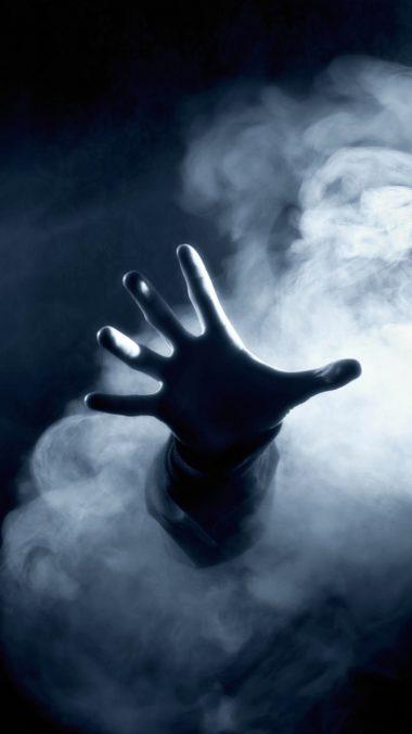 Dark Hand Smoke 380x676