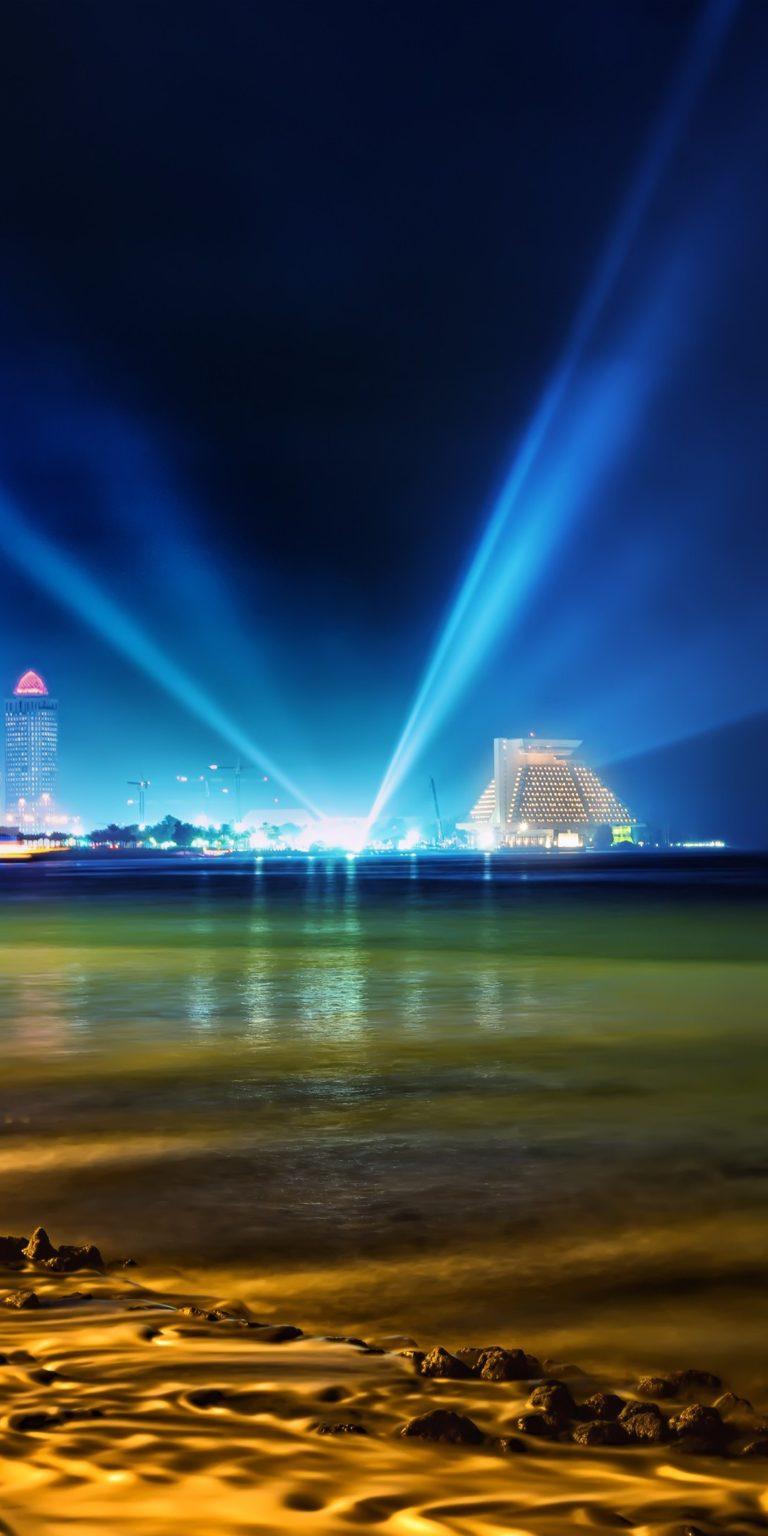 Doha Wallpaper 1080x2160 768x1536