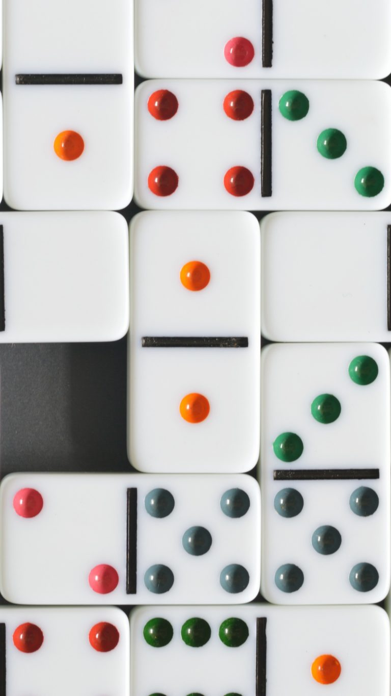Dominoes Dice Board Games Wallpaper 2160x3840 768x1365