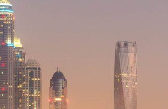 Dubai Lights Wallpaper 1080x2160 340x220