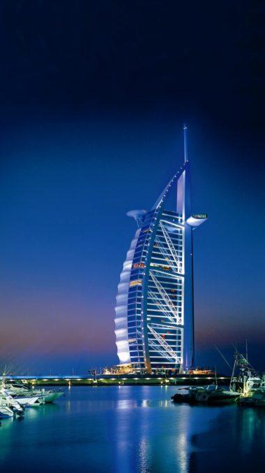Dubai United Arab Emirates Sea 380x676